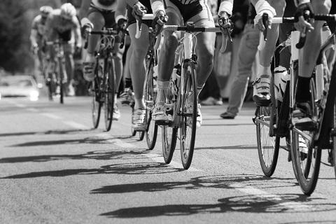Il Giro d'Italia in una rotazione di calici. Prima tappa
