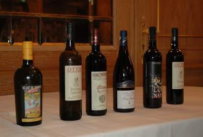 Ais Milano Valle d'Aosta - i vini in degustazione