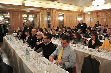 Westin Palace Milano - Degustazione Riesling