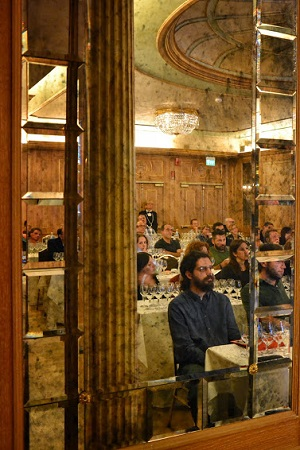 Federico Graziani - Sala degustazione Ais Milano