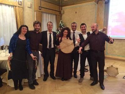 Ais Milano - Gruppo Tammurriata