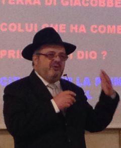Alfonso Pedatzur Arbib, rabbino capo di Milano