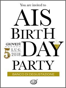 53° anniversario AIS